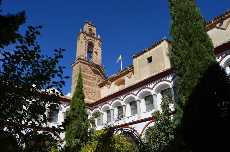 : El Congreso tiene su sede en la Hospedería San Francisco (Antiguo Convento), Priego de Córdoba.